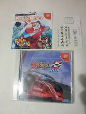 SUPER SPEED RACING JAP JAPANESE JP SEGA JAPAN DC DREAMCAST VIDEOGAMES GAMES
