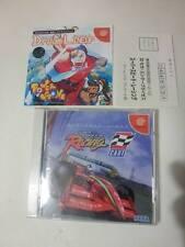 SUPER SPEED RACING JAP JAPANESE JP SEGA JAPAN DC DREAMCAST VIDEOGAMES GAMES