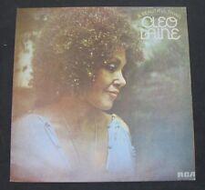 Cleo Laine - A beautiful Thing Israeli Press lp Rca Israel