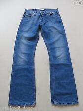Levi's® 512 Bootcut Jeans Hose, W 33/L 32, TOP Waschung !! Denim RARITÄT !!