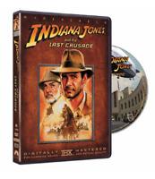 Indiana Jones and the Last Crusade (DVD, 2008, Widescreen) - VERY GOOD