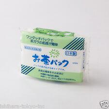 DIY FILLABLE LOOSE LEAF TEA BAG (60 SACHETS) with NO Tea Leaf
