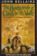 House with a Clock in Its Wall by John Bellairs (Hardback, 2004)