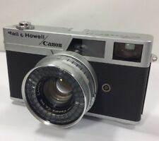 Bell & Howell Canon Canonet 19 35MM Rangefinder Camera W/ 45MM F/1.9 Lens