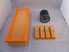 Peugeot 106 1.6 Rallye Petrol Service Kit Oil + Air Filter Spark Plugs 1997-1999