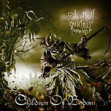 Relentless Reckless Forever by Children of Bodom CD, FACTORY SEALED