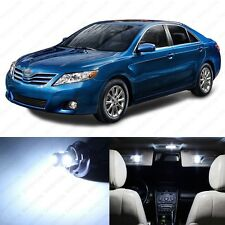12 x White LED Interior Lights Package For 2007 - 2011 Toyota Camry + PRY TOOL