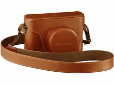 Fuji lc-x100lb kamertasche originale per x100 Custodia LC x100 LB Light Brown