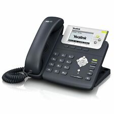 Yealink SIP-T22P HD IP Phone Telephone  With PSU - Inc VAT & Warranty -