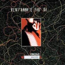 Vent'anni e più di...Circolo Gianni Bosio AA.VV. 2CD sigillato il Manifesto 2002