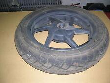 Kymco Super 8 Felge hinten mit Reifen