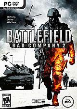 Battlefield: Bad Company 2 (PC, 2010 GLOBAL)