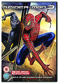 Spider-Man 3 (DVD, 2007, 2-Disc Set)