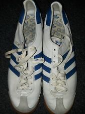 Vtg Adidas Rom .Made In Germany.9.5.Preowned .In Excellent Cond