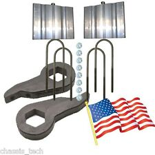 "3"" Lift Kit Front Torsion Keys-04 Rear Blocks UB""P"" 1997-2003 Ford F150 4X4"