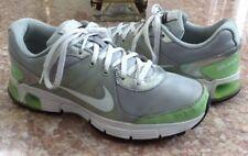 Nike Air Max Run Lite 3 Men's Gray Green Running Training Shoes Sz 9 #488167-001