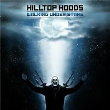 HILLTOP HOODS Walking Under Stars CD NEW (GOLDEN ERA) Aussie hiphop