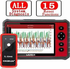 LAUNCH CRP909E OBD2 Scanner All System Car Diagnostic Scan Tool ABS Bleeding