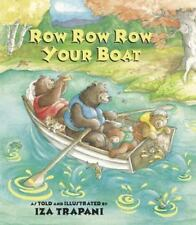 Row Row Row Your Boat, Trapani, Iza, 1580890776, Book, Acceptable