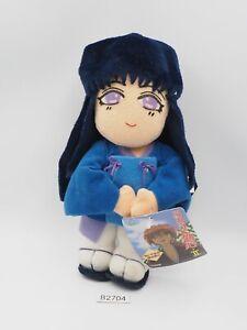 "Rurouni Kenshin B2704 Megumi Takani Banpresto 1996 Plush 8""  Toy Doll Japan"