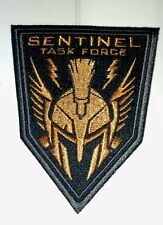Collectible Advertising Video Gaming 2014 Sentinel Task Force Patch
