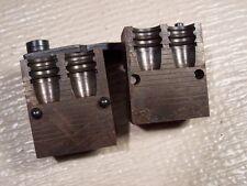 Lyman Double Cavity Bullet Mold 452490B