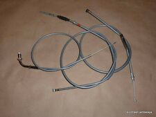 Honda SL70 CABLE SET as nos Throttle / Front Brake / Clutch  K0 K1 K2 K3 sl 70