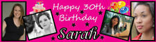 Birthday Party Banner Personalised, just ask?? 18th, 21st, 30th, 40th, 50th,60th