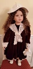 "Virginia Turner Doll ""Sable"""