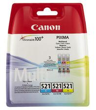 Canon Pixma  MP560 MP620 MP620B Genuine Ink Cartridges Multipack