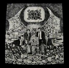 NAPALM DEATH cd cvr SCUM Official SHIRT Size MED new