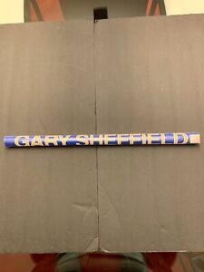 "Vintage 1989 Rare GARY SHEFFIELD Milwaukee Brewers ""Unopened"" STARLINE POSTER."