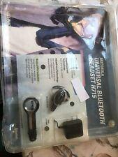 New listing Motorola Hx550 Universal Bluetooth Headset Black unused