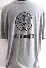 Jagermeister-Mens T-Shirt, Extra Large-XL, Jagermeister Logo Shirt