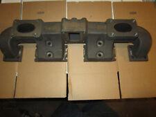 Wards Custom exhaust manifold Montgomery  Tractor  New small block Chrysler