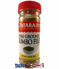 Zatarains Pure Ground Gumbo File 35g Zatarain's