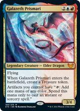MTG Galazeth Prismari Strixhaven: School of Mages 189/275 Regular Rare