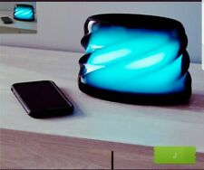 Bluetooth Wireless Speaker with Color Changing LED Lights Large. New FreeShip