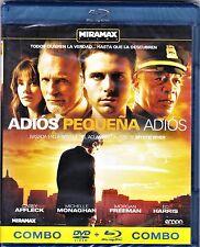 ADIÓS PEQUEÑA, ADIÓS. combo BLU-RAY y DVD. Tarifa plana envío España, 5 €