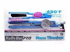 Babyliss Pro Nano Titanium Plancha 1 1/4 450 F °