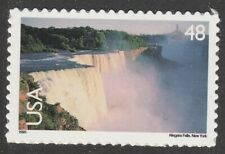 US C133 Airmail Niagara Falls 48c single (1 stamp) MNH 1999