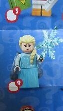 LEGO 71012 MINIFIGURINE DISNEY SERIE 2 ELSA N°9 NEUF
