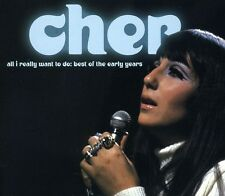 Cher - All I Really Want to Do: Best of the Early Years [New CD]
