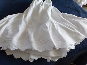 Skirt Or Petticoat Antique