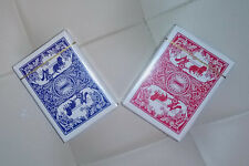 MAZZO CARTE BRIDGE/POKER/SCALA 40/RAMINO ECC. plastificate CARDS