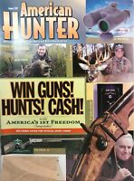 American Hunter Magazine (2001) NRA, National Rifle Association, Firearms, MAGA