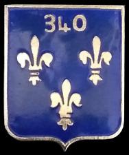 """Insigne 340 Squadron """"Ile de France"""" FAFL - France Libre"""