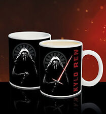 Star Wars Kylo Ren Color Changing Mug Hot Cold Temperature Heat Sensitive Cup