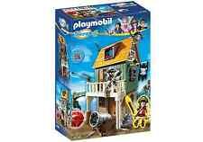 Playmobil 4796 Super 4 - Fuerte Pirata Camuflado con Ruby - New and sealed