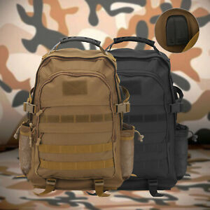50L Rucksack Herren Damen Army Sporttasche Wasserdicht Kampfrucksack Camping bag